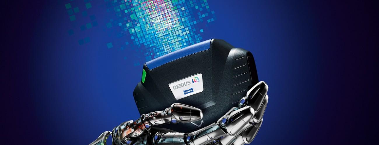 Прорив в цифровому кольоропідборі. Новий спектрофотометр Genius iQ.