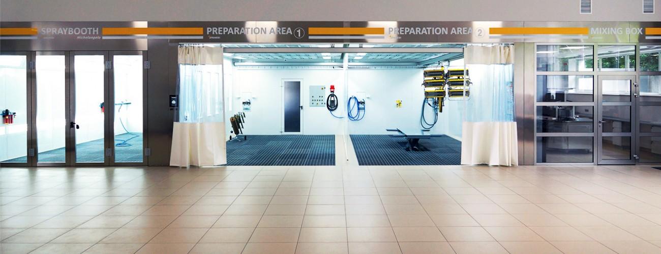 Тренінг-центр кузовного ремонту преміум-класу