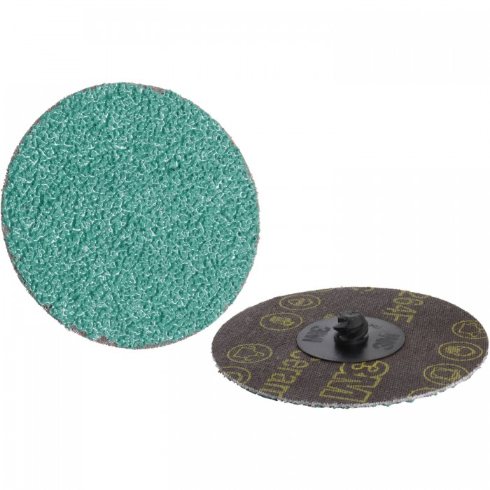 Фібровий диск 3M™ Green Corps™ ø75мм P24 Roloc™