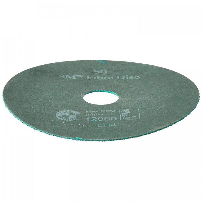 Фібровий диск 3M™ Green Corps™ ø125мм P24