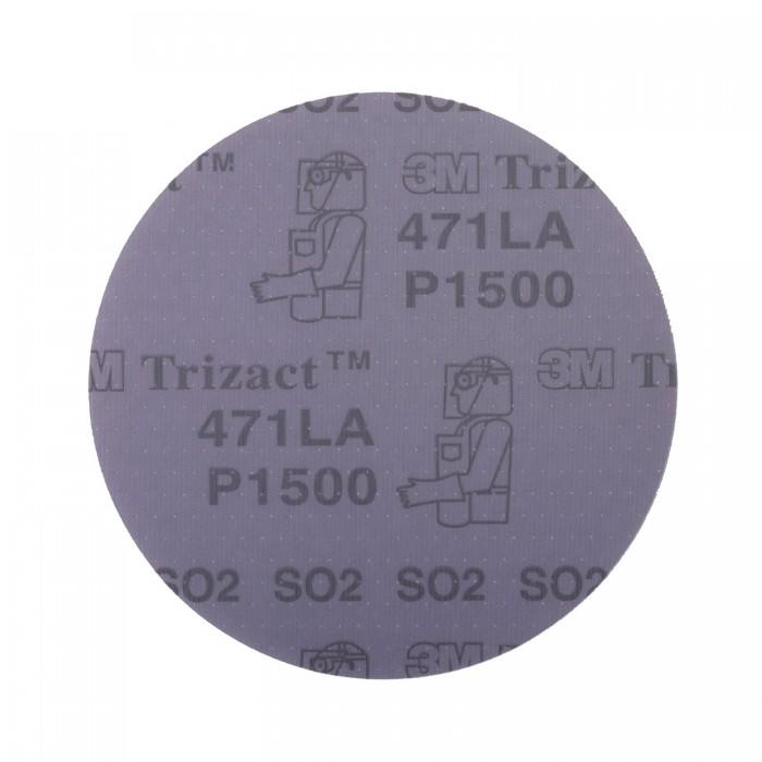 Абразивний диск 3M™ Hookit™ Trizact™ ø75мм P1500