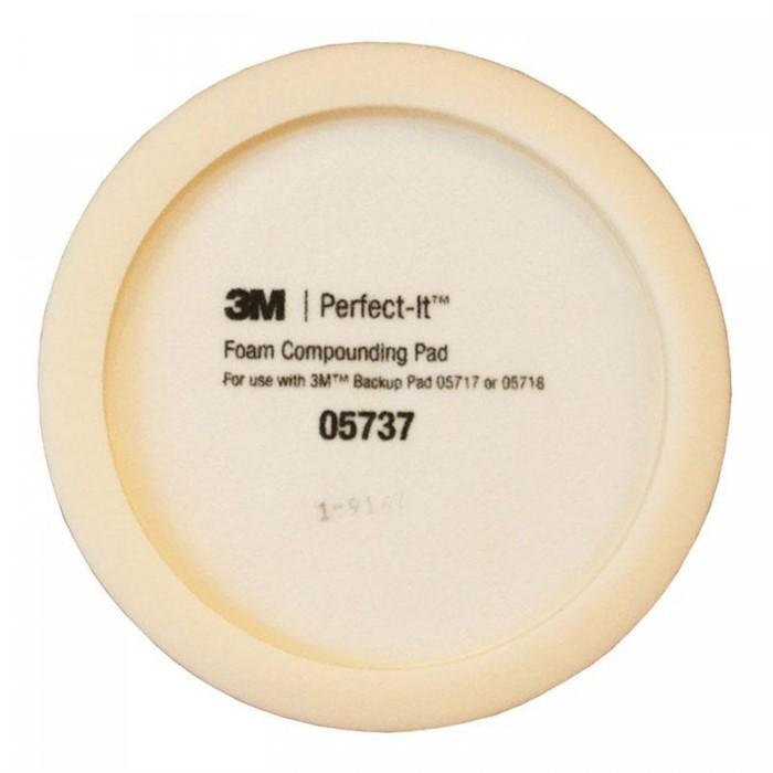 Поролоновий полірувальний круг 3M™ Perfect-It™ Plus ø203мм рельєфний білий