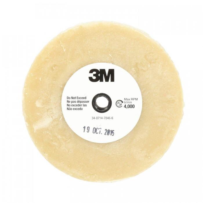 Диск 3M™ для зняття двосторонніх клейких стрічок ø100мм*16мм