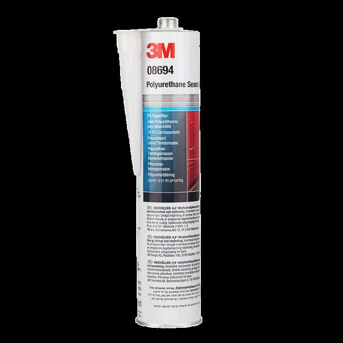 Поліуретановий герметик 3M™ чорний (310мл)