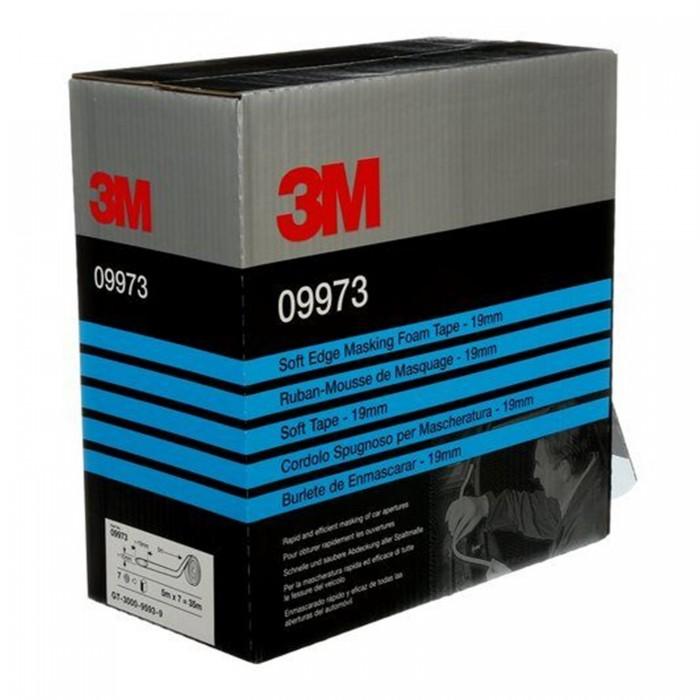 Поролоновий валик 3M™ для маскування отворів 19мм*35м