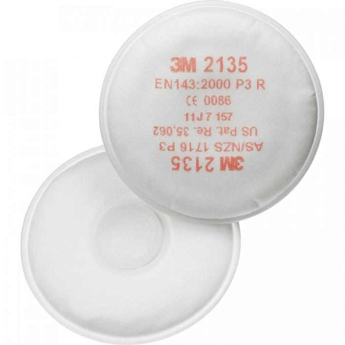 Протиаерозольний фільтр 3M™ від твердих і рідких частинок клас P3