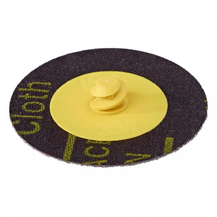 Фібровий круг 3M™ Roloc™ 361F ø50мм P80