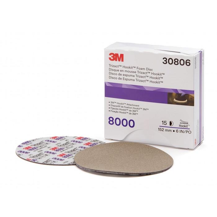 Абразивний диск 3M™ Hookit™ Trizact™ ø150мм P8000