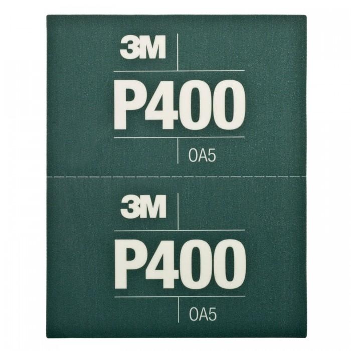 Гнучкі абразивні листи 3M™ Hookit™ CROW 140*171мм P400