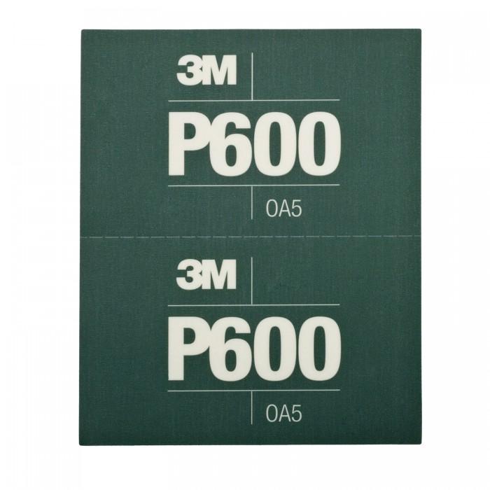 Гнучкі абразивні листи 3M™ Hookit™ CROW 140*171мм P600