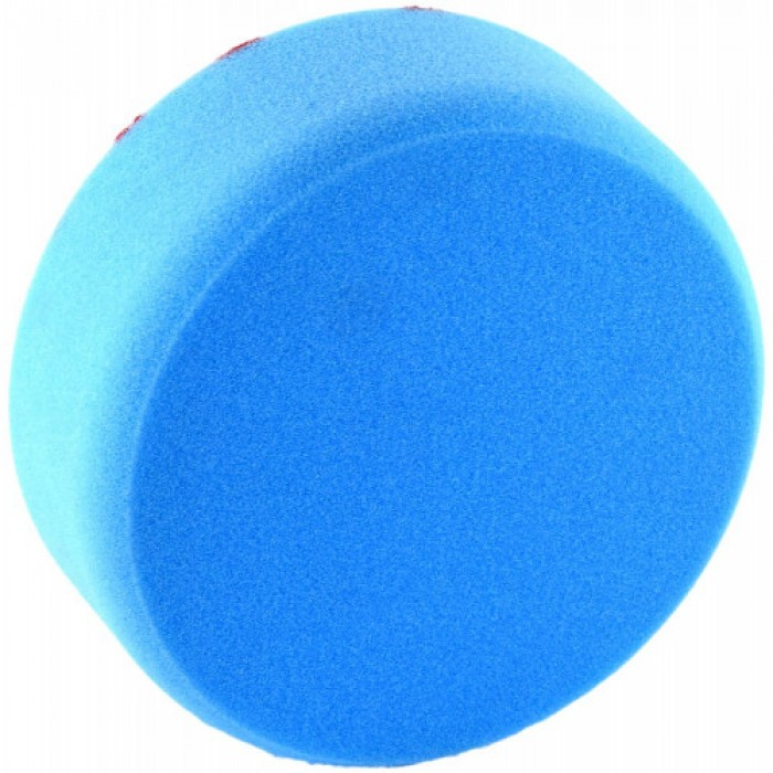 Поролоновий полировальник 3M™ ø150мм*55мм синій