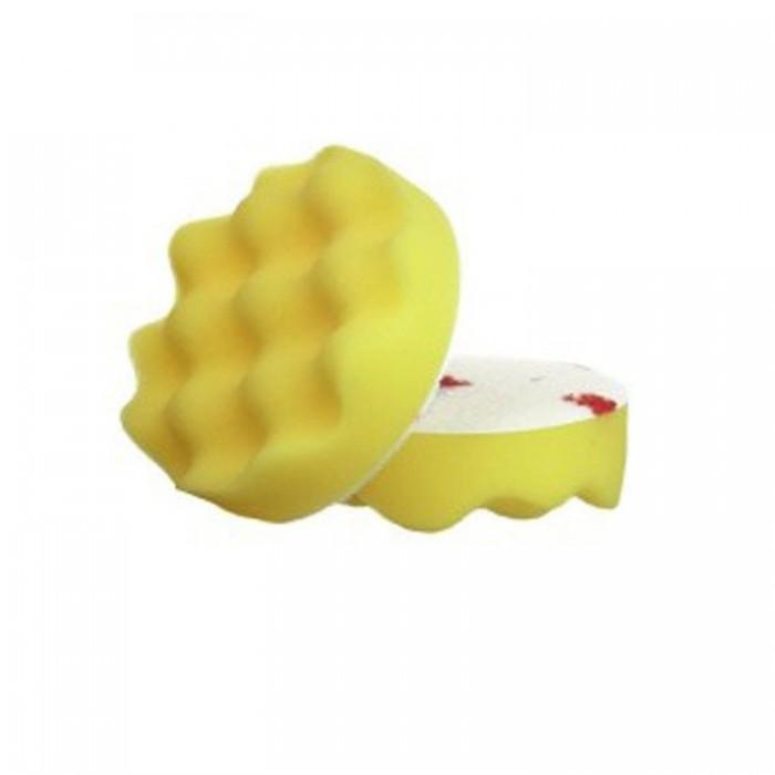 Поролоновий полірувальний круг 3M™ Perfect-It™ ø75мм жовтий