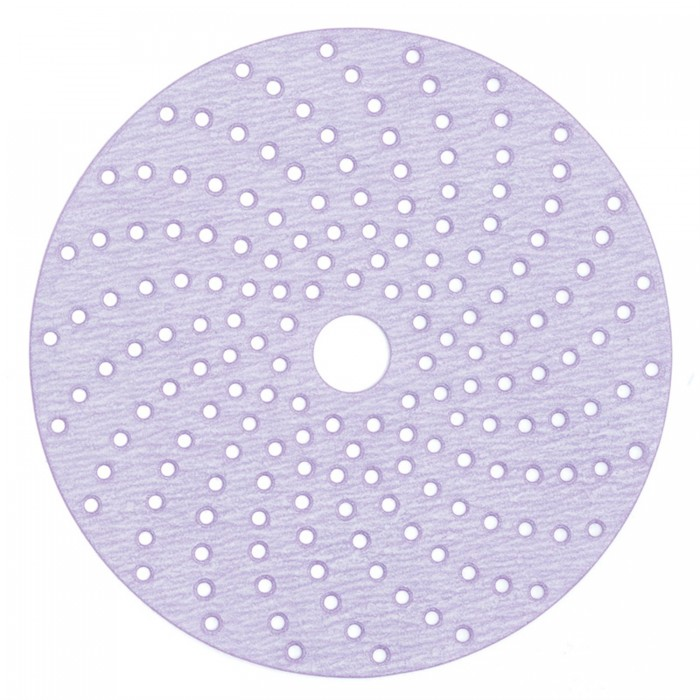 Абразивний диск 3M™ Hookit™ 334U Purple+ ø150мм P500