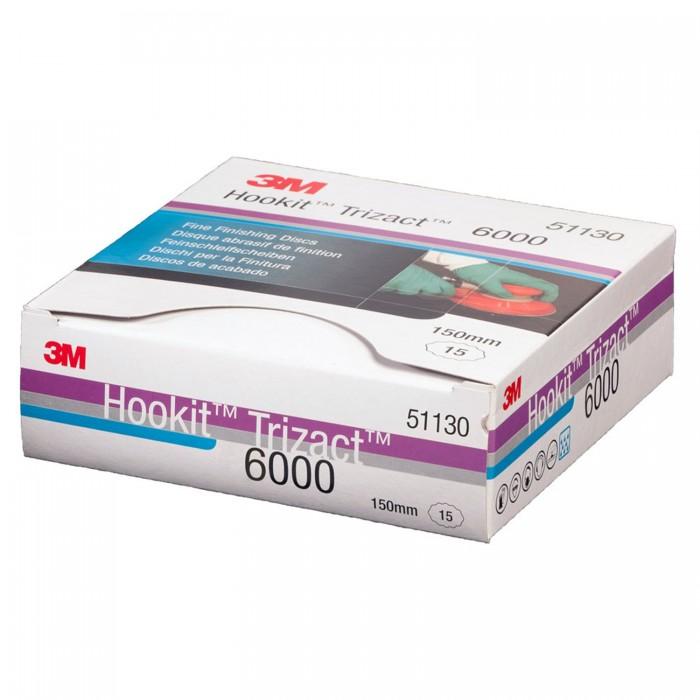 Абразивний диск 3M™ Hookit™ Trizact™ ø150мм P6000