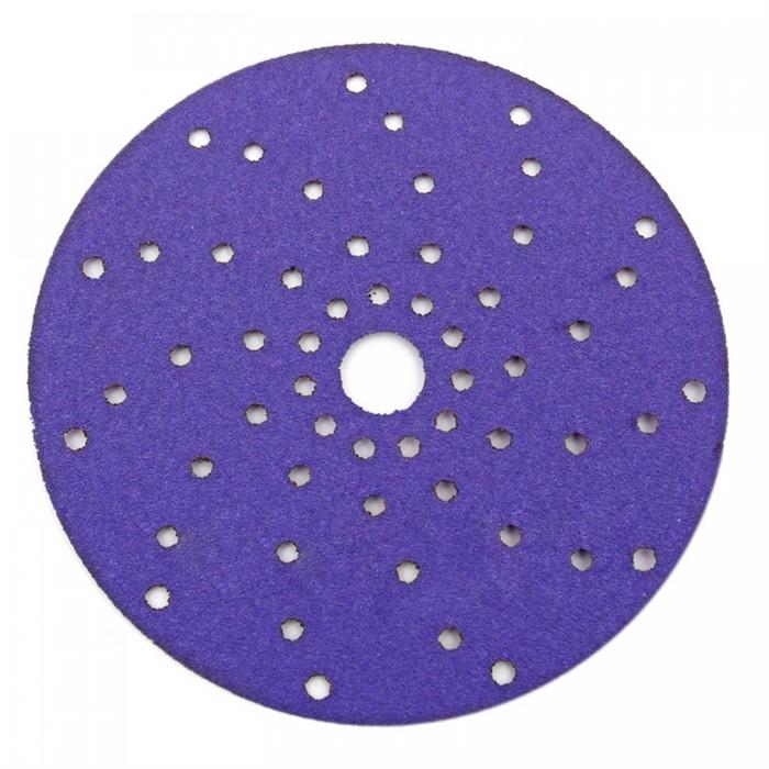 Абразивний диск 3M™ Hookit™ 737U Purple+ Cubitron™ II ø150мм 240+