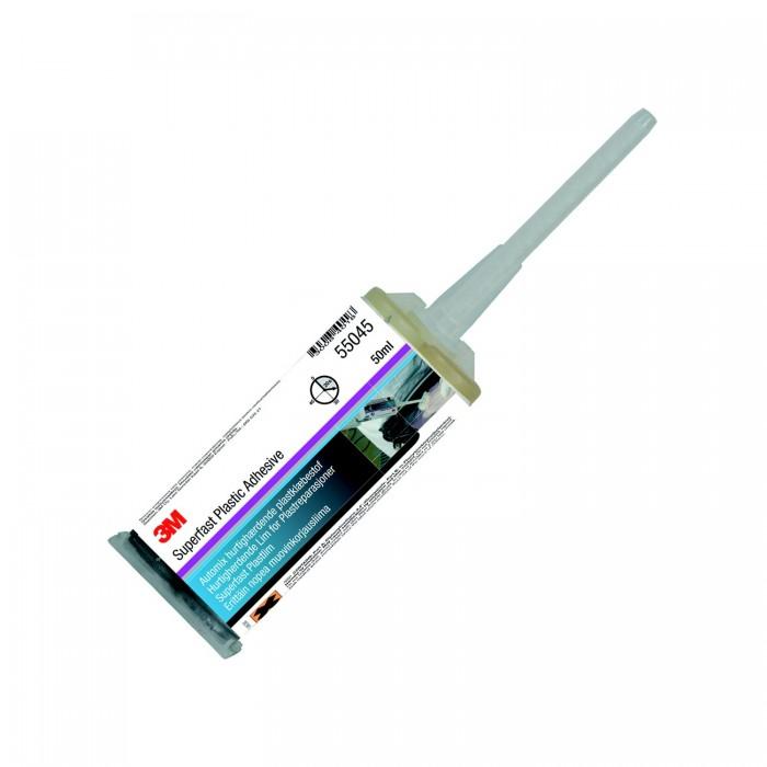 Двокомпонентний поліуретановий клей 3M™ для ремонту пластикових деталей (50мл)