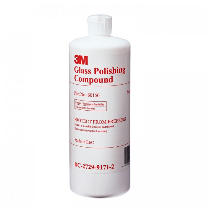 Абразивна паста 3M™ Glass Polishing для силікатного скла (1л)