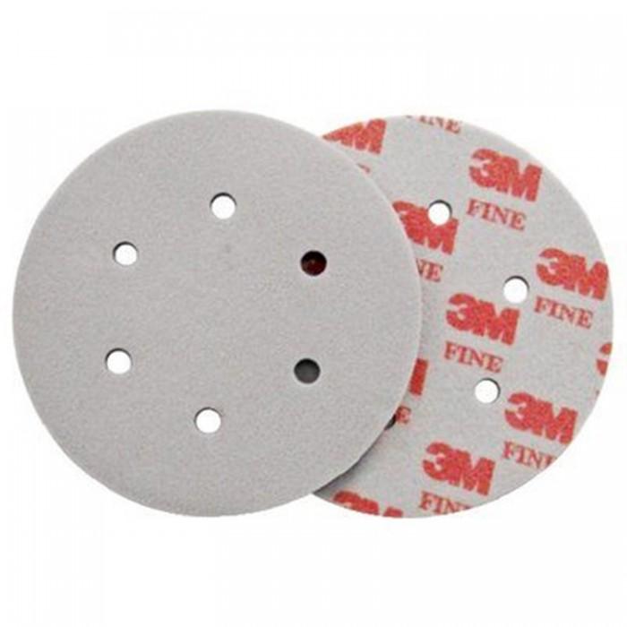 Гнучкі шліфувальні круги 3M™ Hookit™ Soft Disc ø150мм FIN