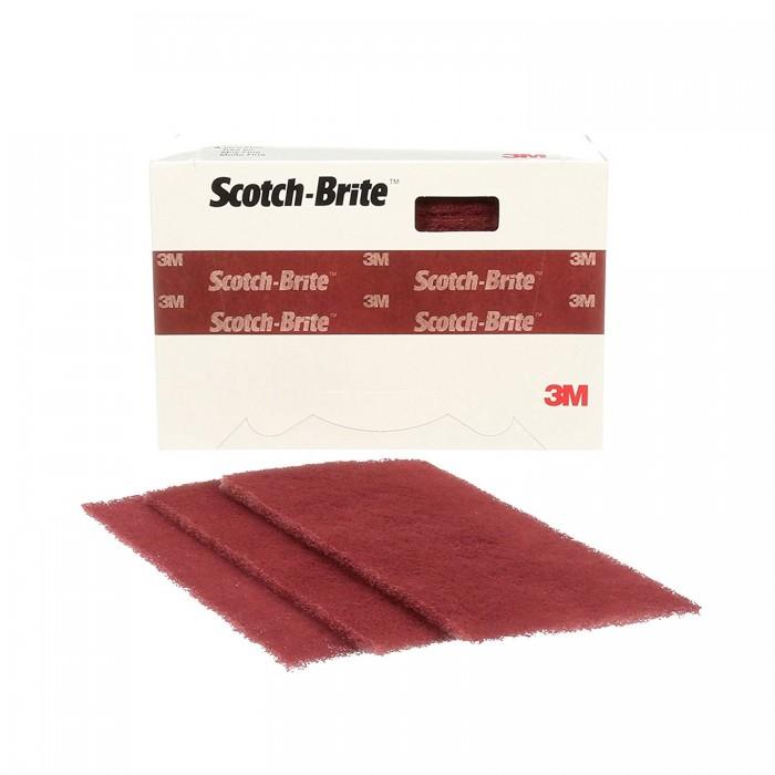 Абразивні листи 3M™ Scotch-Brite™ Durable Flex MX-HP A-VFN червоні