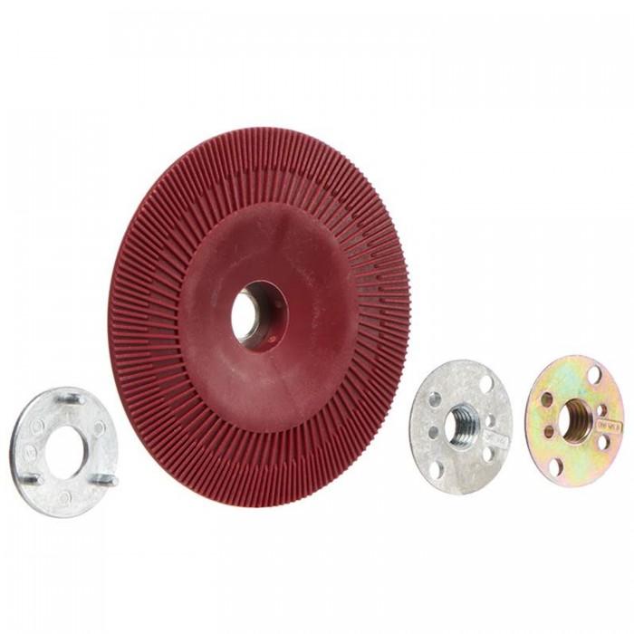 Оправка 3M™ для фібрових кругів Cubitron™ II ø115мм*22мм М14 ребриста