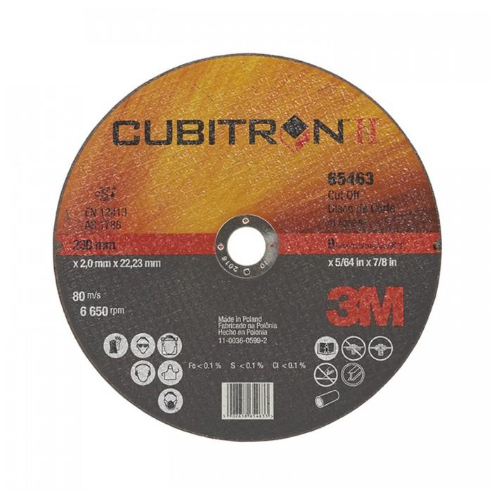 Відрізні круги 3M™ T41 Cubitron™ II ø230мм*2.0*22мм