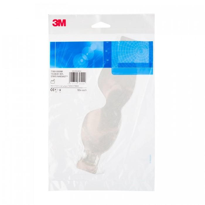 Захисна плівка 3M™ для закритих окулярів Fahrenheit™ T-N-Wear