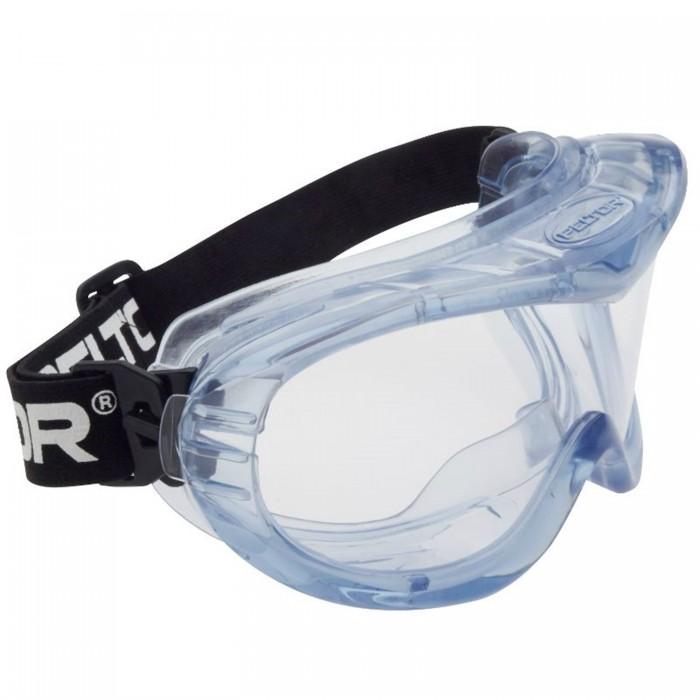 Закриті окуляри 3M™ Fahrenheit™ T-N-Wear AS-AF із захисною плівкою