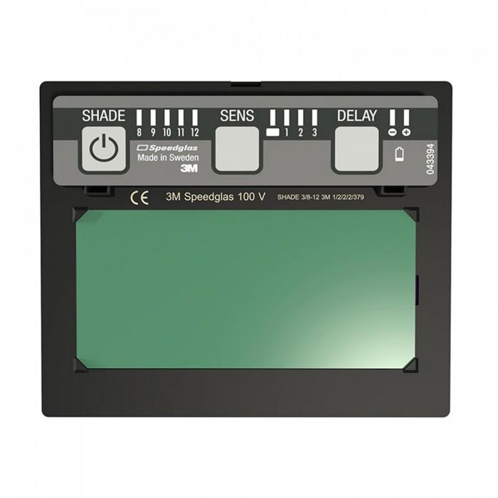 Зварювальний щиток 3M™ Speedglas 100V Чорний