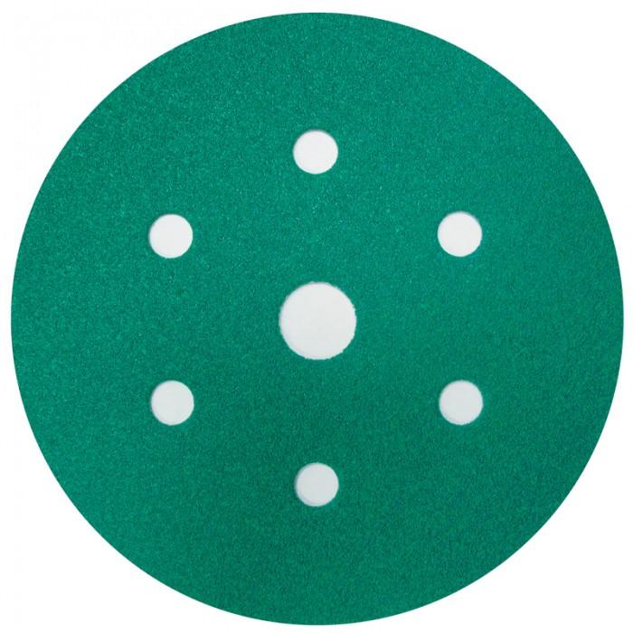 Абразивний диск 3M™ Hookit™ 245 Green ø150мм P60