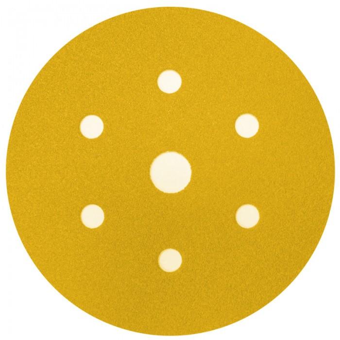 Абразивний диск 3M™ Hookit™ 255P Gold ø150мм P150