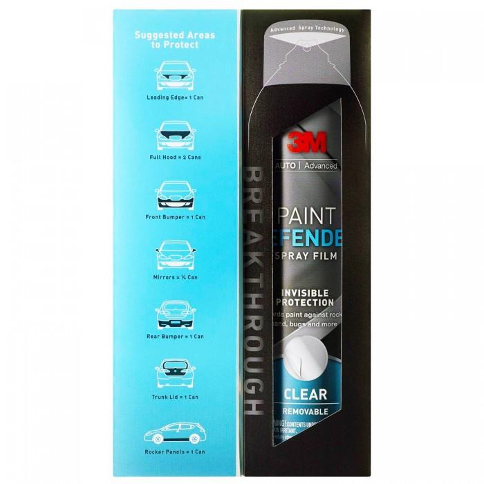 Спрей-плівка 3M™ Paint Defender для захисту автомобіля (496г)