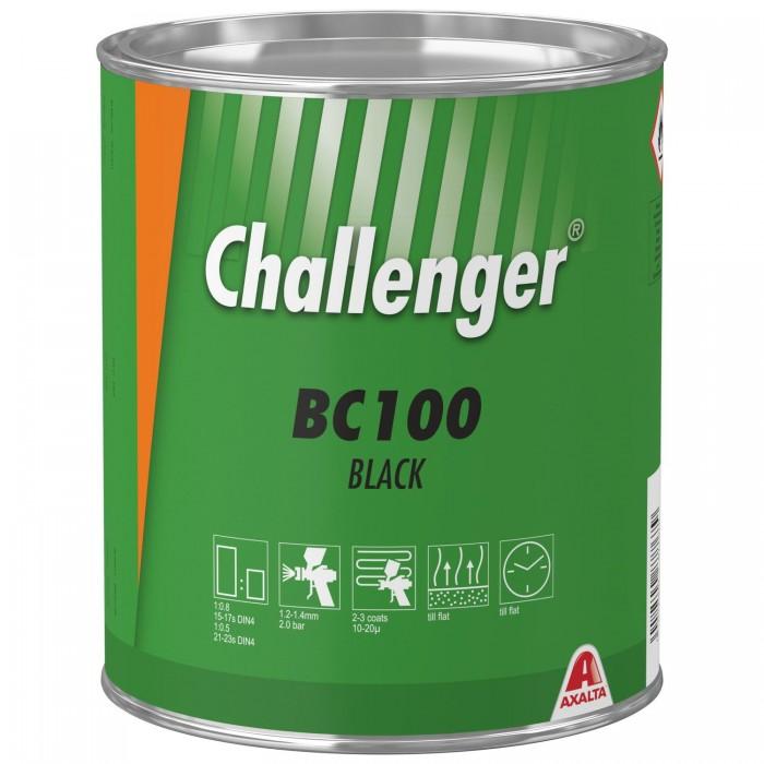 Базове покриття Challenger Basecoat BC100 Black (3.5л)