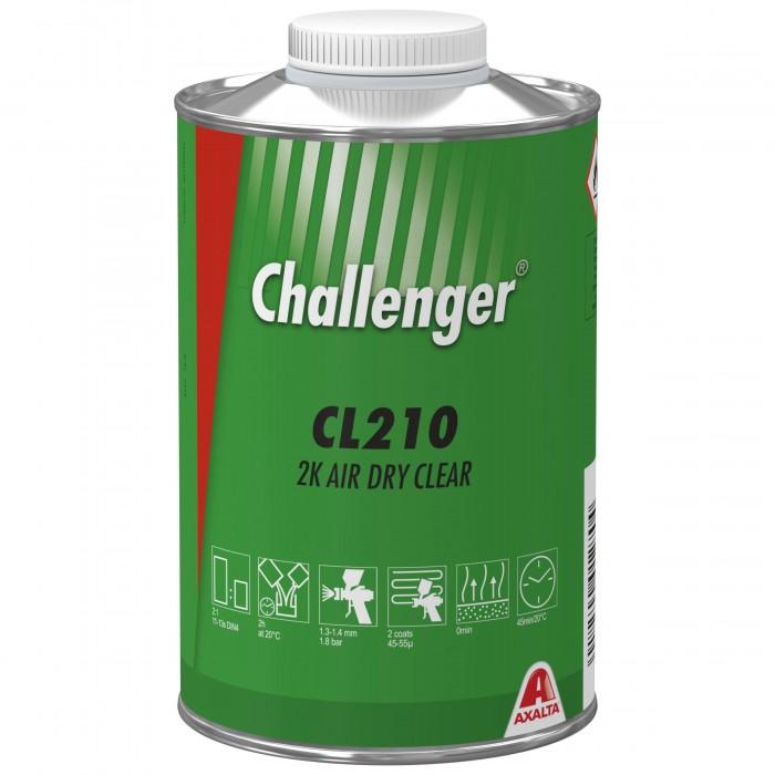 Лак Challenger 2K Air Dry Clear (1л)