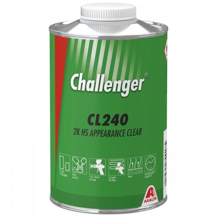 Лак Challenger 2K HS Appearance Clear (1л)