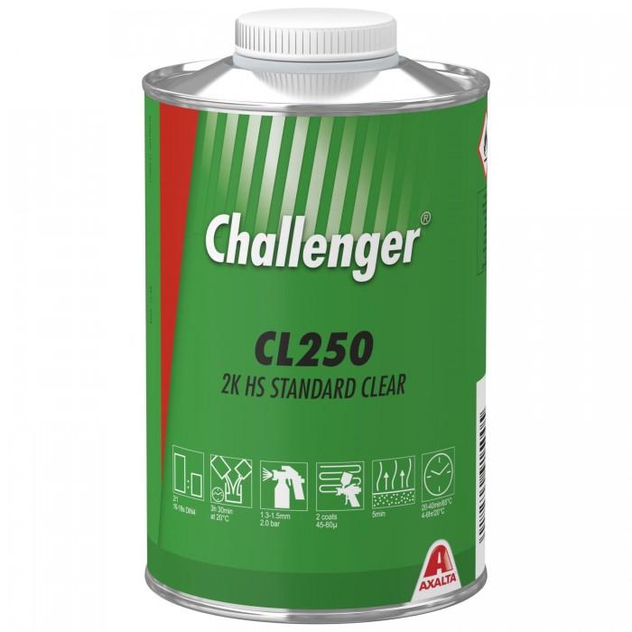 Лак Challenger 2K HS Standard Clear (1л)