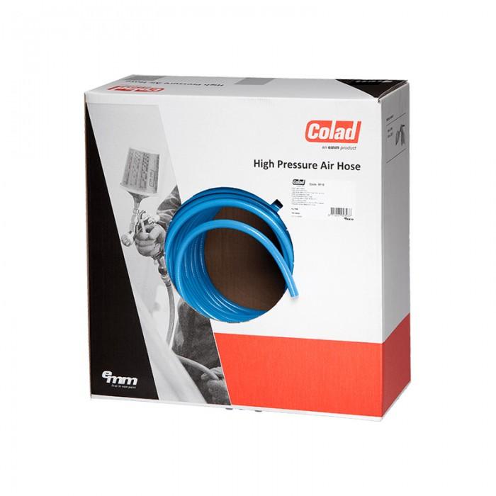 Повітряний шланг високого тиску Colad PU/TPR 10*15мм (1мп) (60 м/рул)
