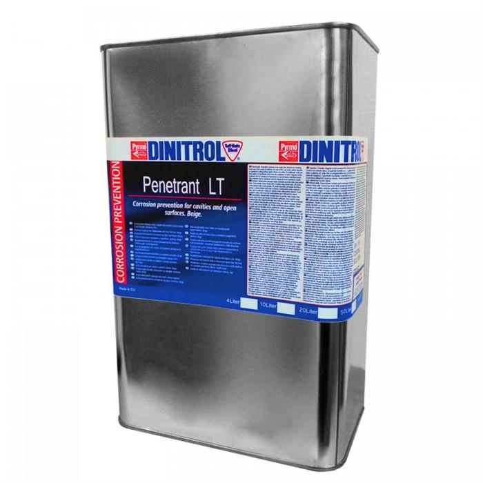 Антикор Dinitrol Penetrant LT для закритих порожнин (5л)