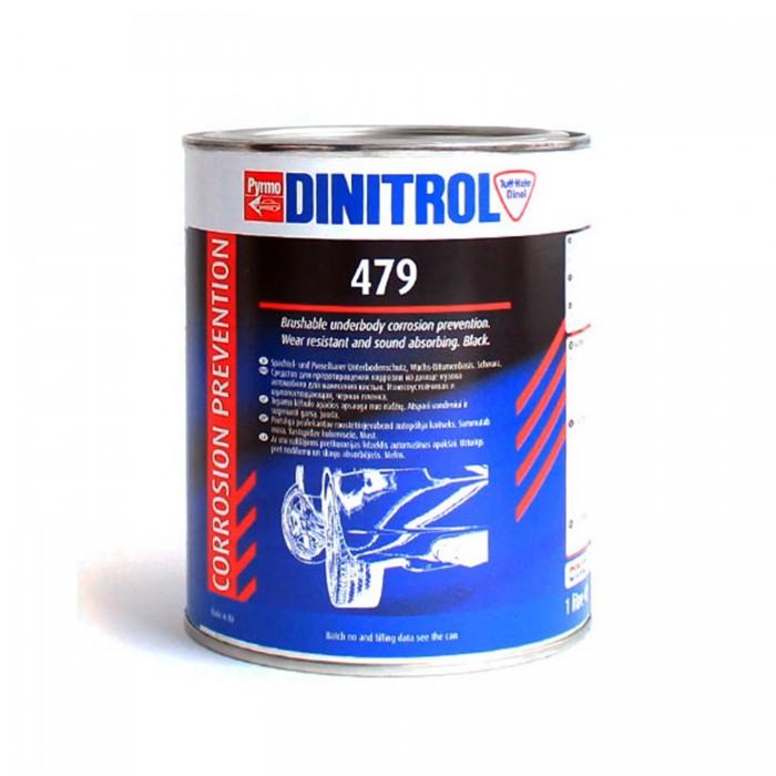 Антикорозійний матеріал Dinitrol 479 Рідкі підкрилки (1 л)