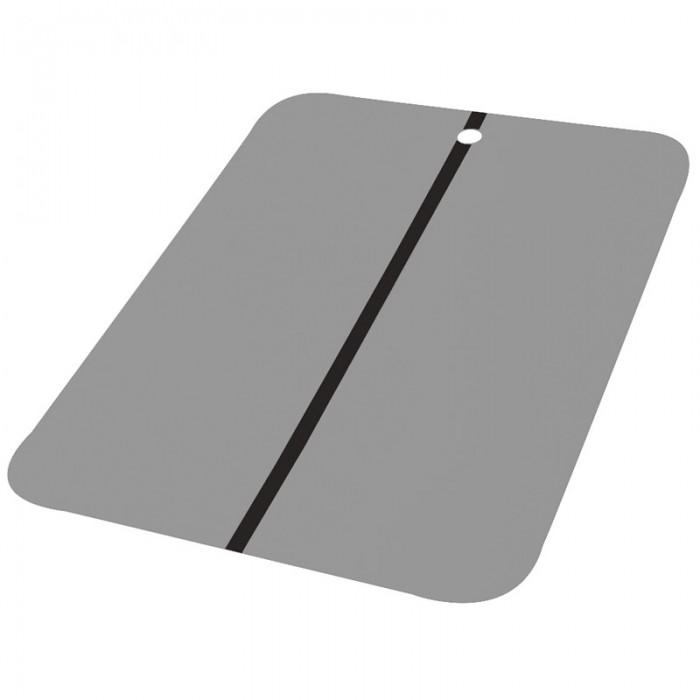 Металеві тест-пластини Finixa для вифарбовування сірі