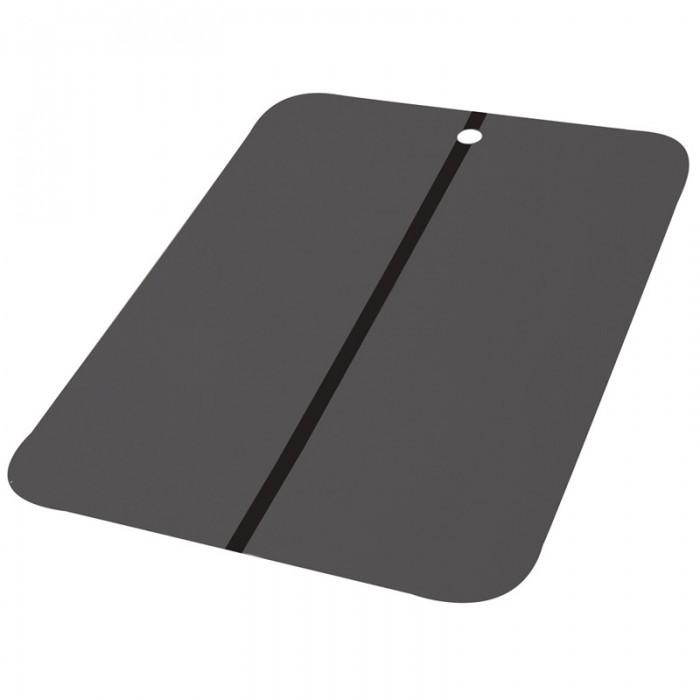 Металеві тест-пластини Finixa для вифарбовування темно-сірі