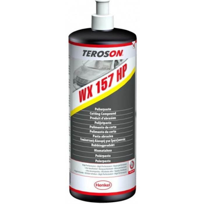 Полірувальна паста Teroson WX 157 HP Heavy Cut (1кг)