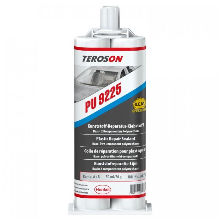 Клей Teroson PU 9225 для ремонту пластику (50мл)
