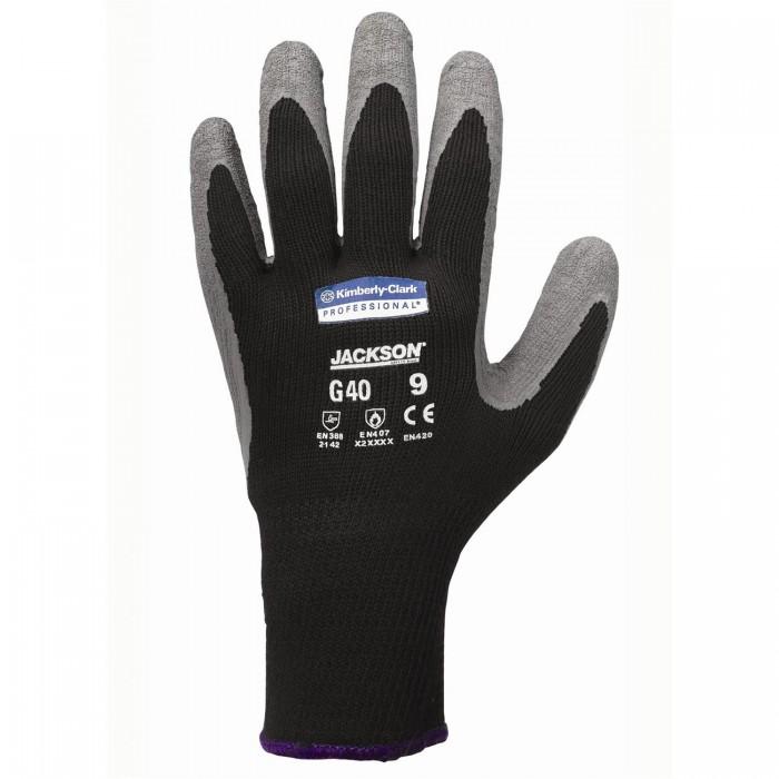 Рукавички Jackson Safety G40 Latex розмір 10/XL (пара)