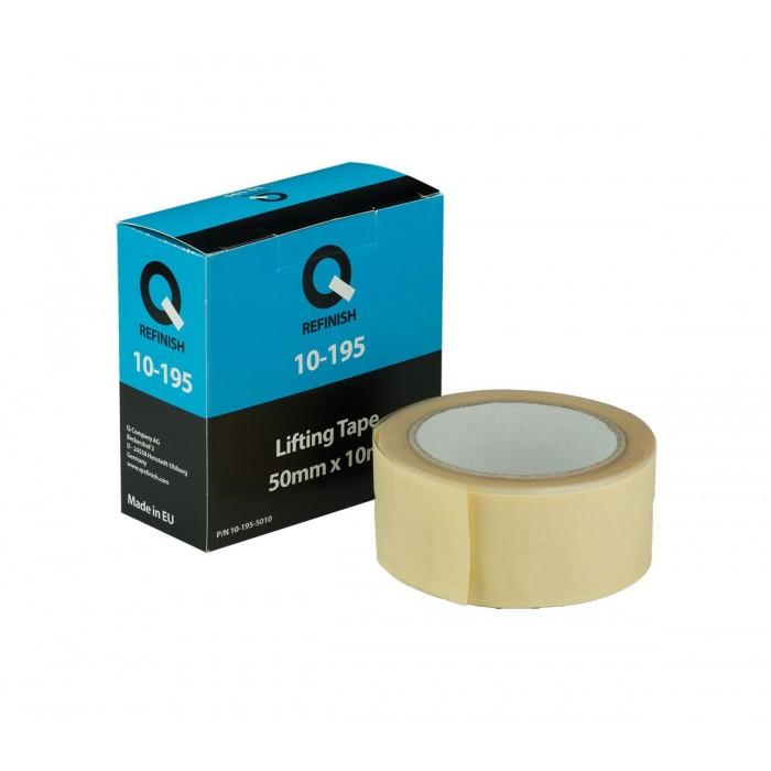 Маскуюча стрічка Q-Refinish для скляних ущільнювачів 50мм*10м