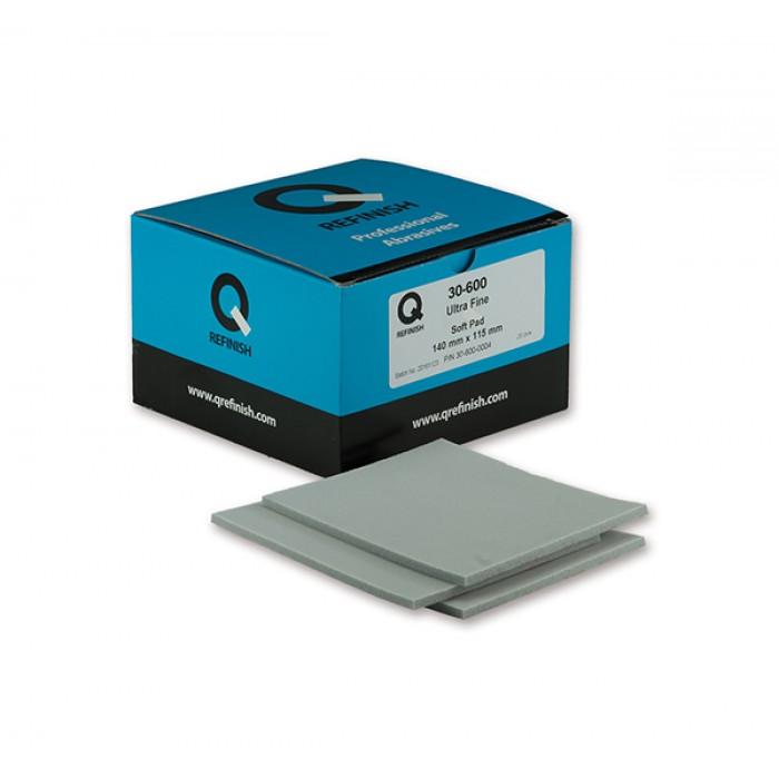 Абразивні губки Q-Refinish Soft Pad 115мм*140мм Ultra Fine