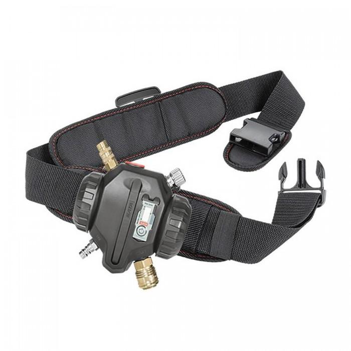 Пояс Plus з регулятором тиску з вугільним фільтром для масок SATA air vision 5000