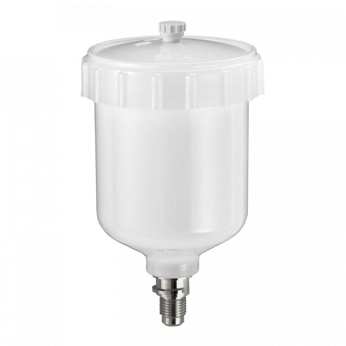 Багаторазовий пластиковий бачок QCC 125мл для краскопультів SATAminijet 3000/1-4