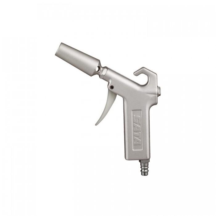 Обдувочной пістолет SATA з мульти-соплом і та швидкознімним зєднанням