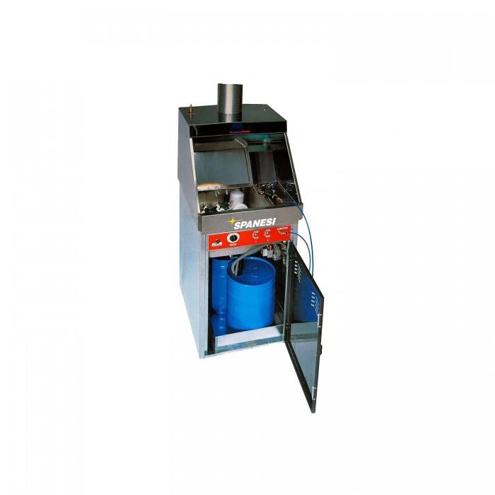 Мийка краскопультів Spanesi S42 Niagara Solvent автоматична