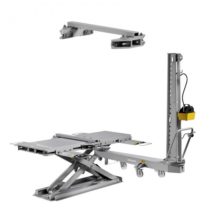 Адаптер бокової тяги для рихтувального стапеля MiniBench